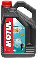 Масло Motul Outboard Tech 4T 10W-40 5л