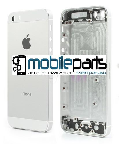 Корпус для Apple iPhone 5s White  (Белый) (Качество ААА)