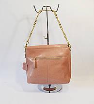 Женская кожаная сумка 62944, фото 3