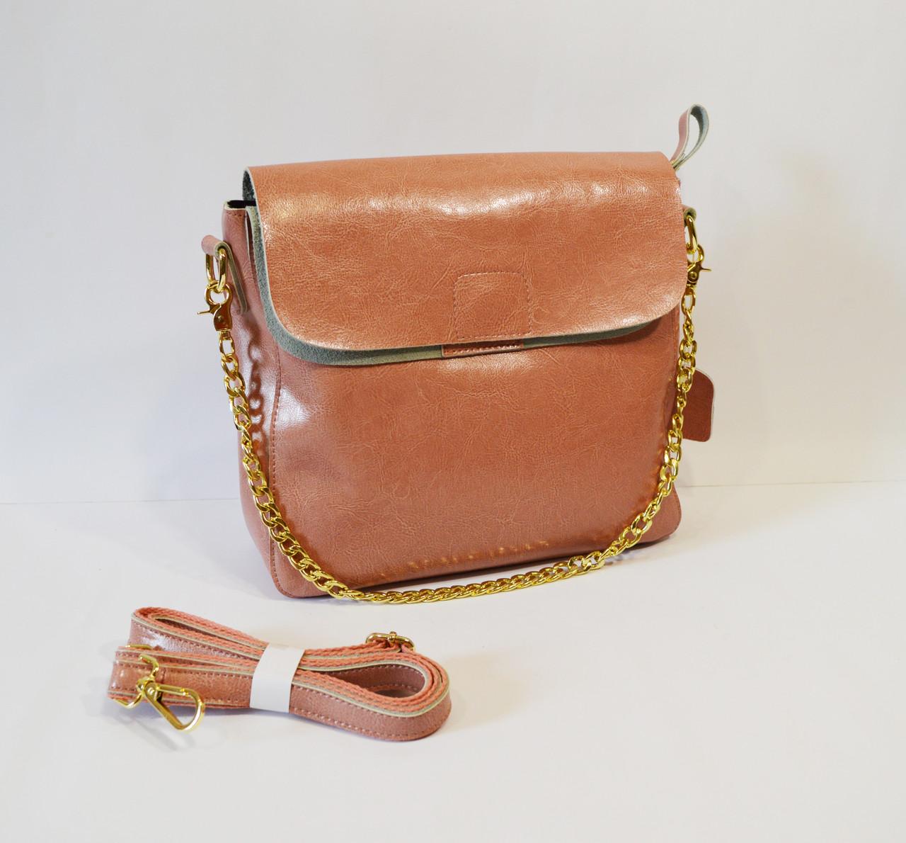 Женская кожаная сумка 62944