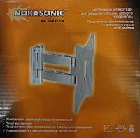 "Настенный кронштейн диагональ до 37"" Nokasonic NK5043LCD!Акция"
