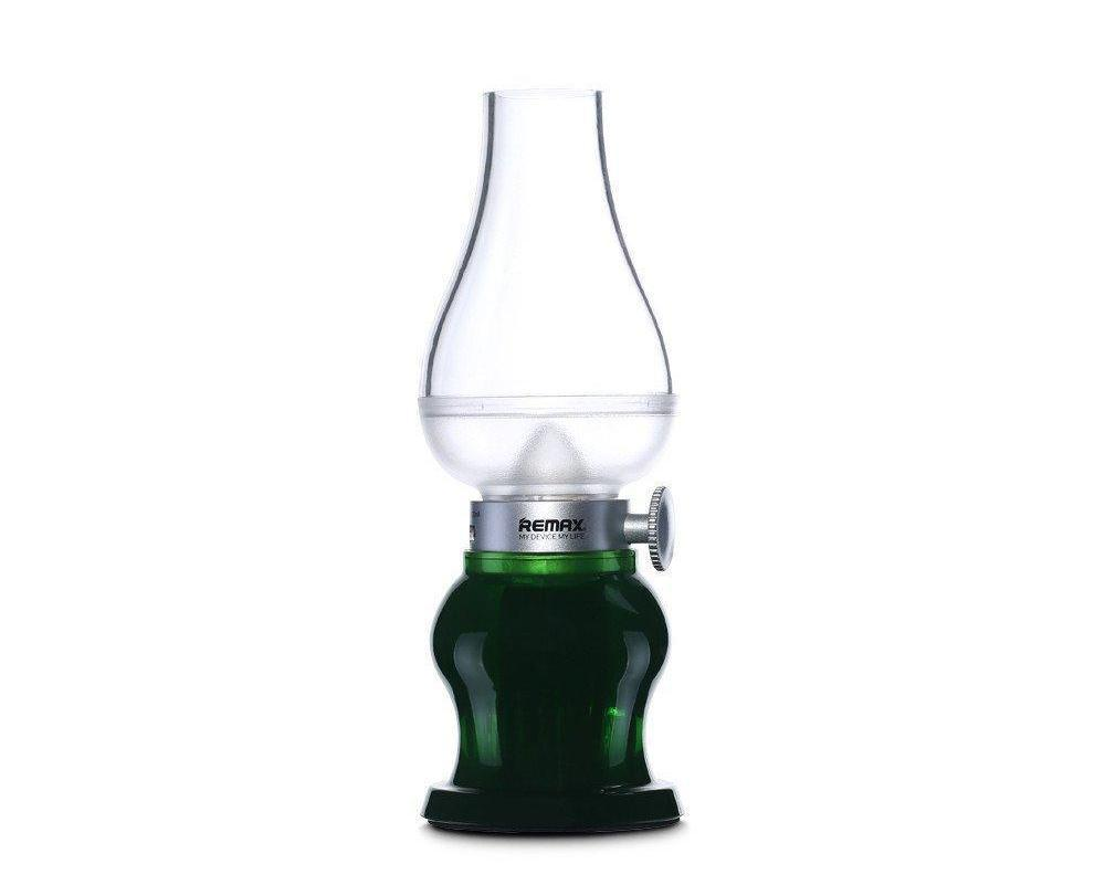 Настольная LED лампа Remax Aladdin Lamp RL-E200 Green