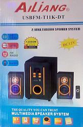 Акустическая система USBFM-T11K DT!Акция, фото 2