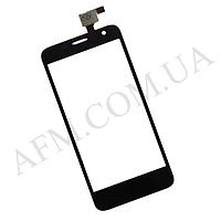 Сенсор (Touch screen) Alcatel 6012D One Touch Idol Mini черный