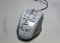Мышь компьютерная проводная XG73 с подсветкой USB!Акция