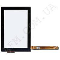 Сенсор (Touch screen) Asus TF101 Eee Pad Transformer/  TF100 (D15A1AAN23- 03) черный