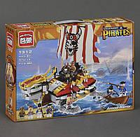 Конструктор для детей Пиратский корабль