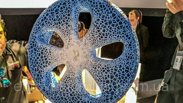 Michelin представил концепцию шин