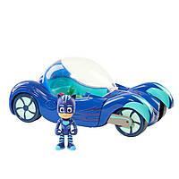 Герои в масках Кэтбой и интерактивный автомобиль PJ Masks Deluxe Cat-Car