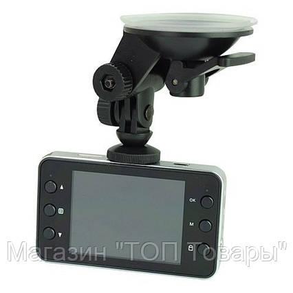 Видеорегистратор для вашего авто dvr k6000, с микрофоном, full hd 1020р, экран 2,7 дюйма, объектив с зумом 4х!Акция, фото 2