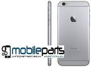 Корпус для  Apple iPhone 6 Space Gray (Серый) (Качество ААА)