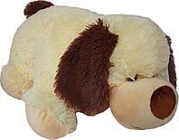 "Мягкая игрушка-подушка ""Собачка Ава 40*40 см"""