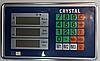 Голова на ВЕСЫ CRYSTAL T-601 HEAD 300 kg!Акция