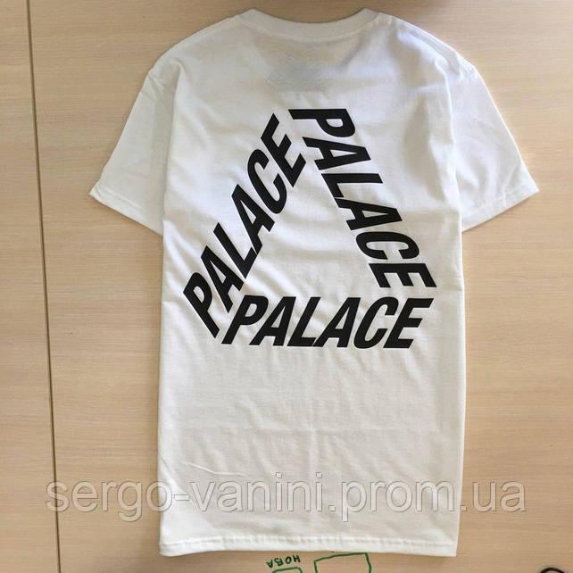 Футболка Palace. Реальные фото