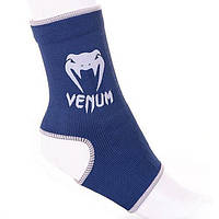 Бандаж для голеностопного сустава VENUM Ankle Support Guard (Синий)