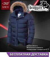 Мужская куртка с теплой подкладкой