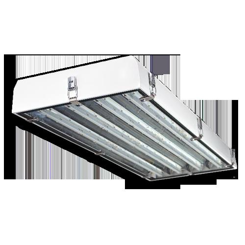 Светодиодный светильник DUNKER65 LED 227W 1200mm 33 600Lm 4000K IP65, для высоких пролетов (Чехия)