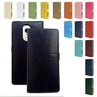 Чехол для Alcatel One Touch POP 4 5051D Slate (чехол-книжка под модель телефона)