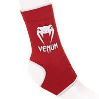 Бандаж для голеностопного сустава VENUM Ankle Support Guard (Красный)