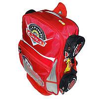 Рюкзак детский ТАЧКИ (дошкольный), 30х24х10.5 см.