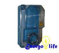 Ящик под однофазный механический счетчик (Черновцы), пластиковый, герметичный