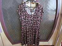 Легкое платье из вискозы р.L/50   COLOURS  TAKKO Германия