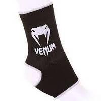 Бандаж для голеностопного сустава VENUM Ankle Support Guard (Черный)