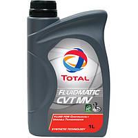 Трансмиссионное масло TOTAL Fluide MATIC CVT MV 1л