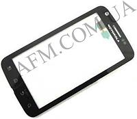 Сенсор (Touch screen) Motorola MB860 Atrix 4G черный