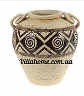 Цветочная ваза Сапфо в греческом стиле. Диаметр 44 см