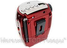 Радиоприемник Golon RX-902 USB+SD, радиоприемник с USB фонариком, колонка радиоприемник golon!Акция, фото 3