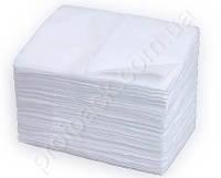 Салфетка  21х24см, 1-но слойная белая для диспенсера 11825, Eco Point, 200 шт/уп
