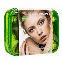 Стартовый набор для окрашивания для чувствительной кожи Refectocil Sensitive