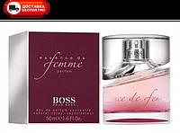 Женская парфюмированная вода HUGO BOSS ESSENCES DE FEMME EDP 75 ML