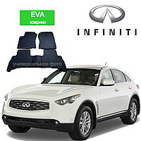Автоковрики EVA для Infiniti Fx-35