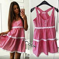 Женское летнее платье АФХ 57