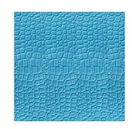 Салфетка бумажная Primier 33*33 Голубые 50шт/уп.