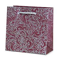 Подарочный бумажный пакет OL - Абстракция 2