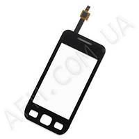 Сенсор (Touch screen) Samsung S5250/  S5253/  S5750 черный