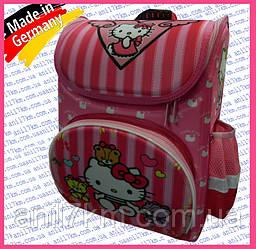 Школьный ортопедический рюкзак Hello Kitty