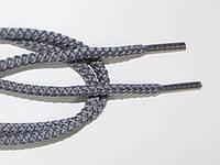 Шнурки круглые 4мм св.серый, фото 1