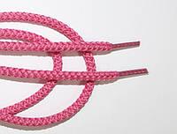 Шнурки круглые 4мм розовый, фото 1
