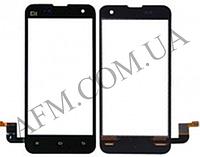Сенсор (Touch screen) Xiaomi Mi2A черный