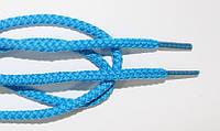 Шнурки круглые 4мм бирюза, фото 1