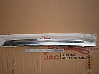 Панель крышки багажника под подсветку номера (хром) JAC J5