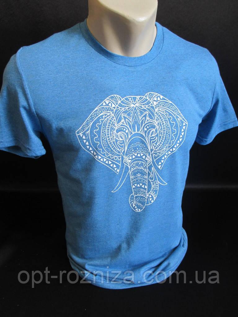 Хлопковые футболки для мужчин на лето.