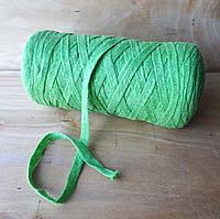 Пряжа ленточная толстая для ковров и сумок