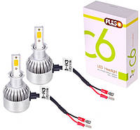 Автомобильные LED лампы Pulso (H3)(3800Lm)(3000K)(36W)(12-24V)