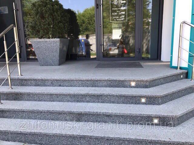 Гранітні сходи фото 20