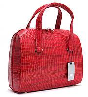 Женская сумка из искусственной кожи 689263 Красный